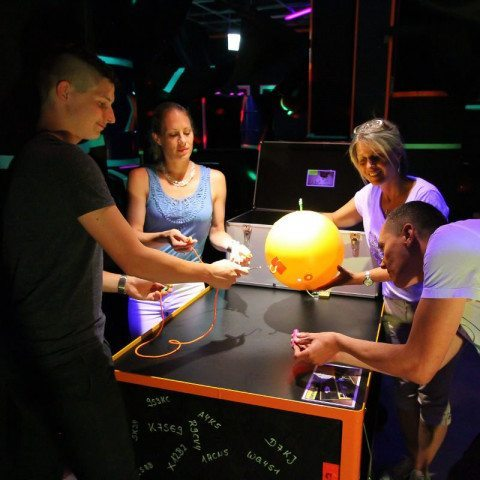Escape the Room Waldkirch Ball