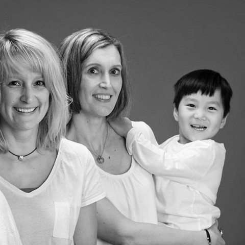 Family- & Friends-Fotoshooting - Herford