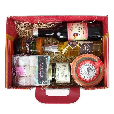 French Food Box with 6 products