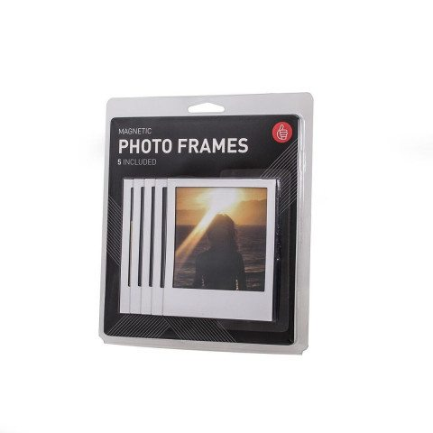 MAGNETIC PICTURE FRAMES SET OF 5