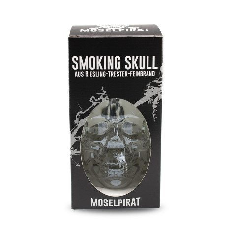 Moselpirat - Smoking Skull