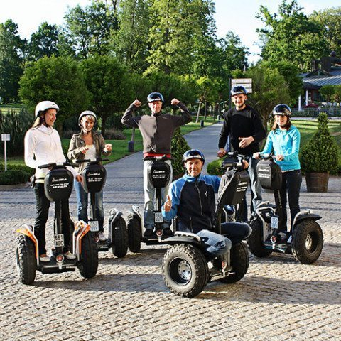 Segway Tour & Kletterpark - Bad Saarow