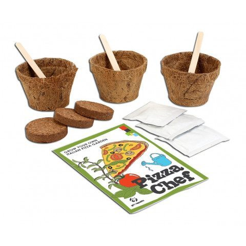 Sow & Grow Pizza Chef Set