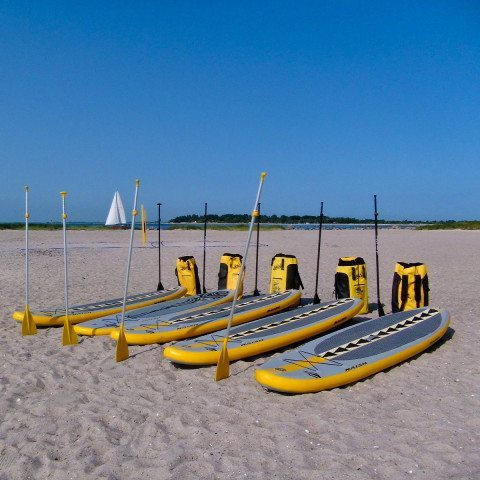Stand-Up-Paddling - Fehmarn