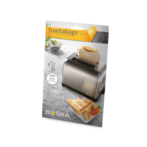 Toastbags im 3er-Set