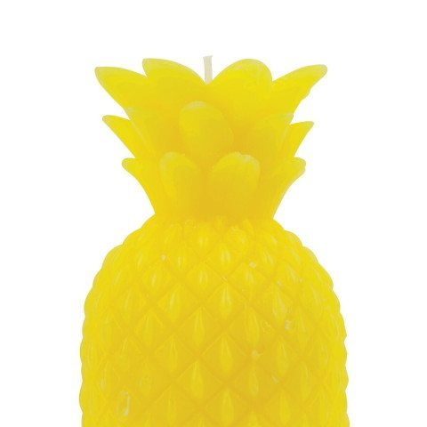 Tropical Candles - Pineapple Detail