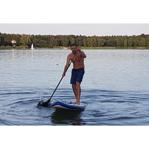 Stand Up Paddling Arendsee