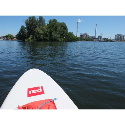 SUP-Insel-Tour