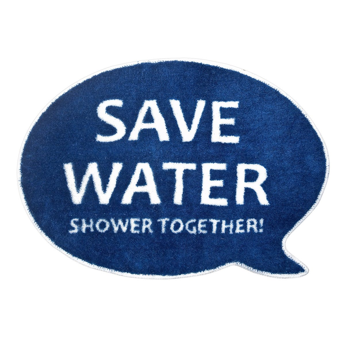 Duschmatte Save Water, Shower Together!